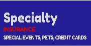 Specialty Page Button